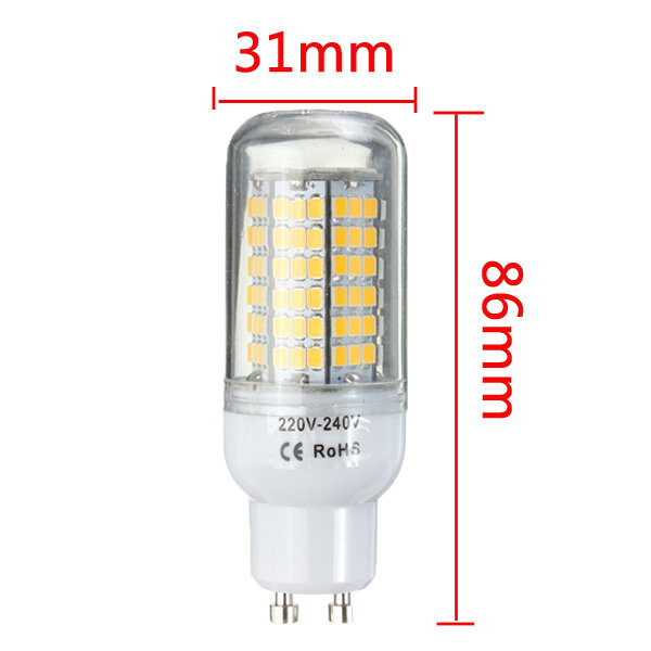 G9 5W Dimmable COB LED Bulb Replace Halogen Lighting Lamp Spotlight Chandelier Bombillas AC220-240V - 10