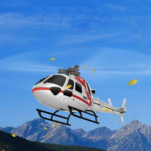 YD-713 IR Control 3.5 Channels Infrared RC Helicopter Flying Toy - 4