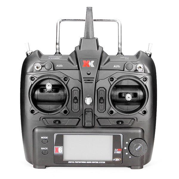 XK K100 K110 K120 K123 K124 RC Вертолет Передатчик XK.2.X6.001