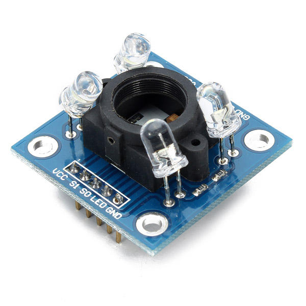 GY-31 TCS3200 Color Sensor Recognition Module Controller For