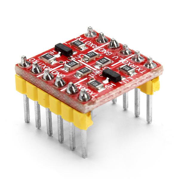 10 Pcs 3.3V 5V TTL Bi-directional Logic Level Converter For Arduino