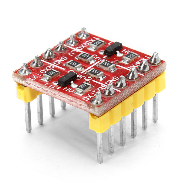 20 Pcs 3.3V 5V TTL Bi-directional Logic Level Converter Geekcreit for Arduino - products that work with official Arduino