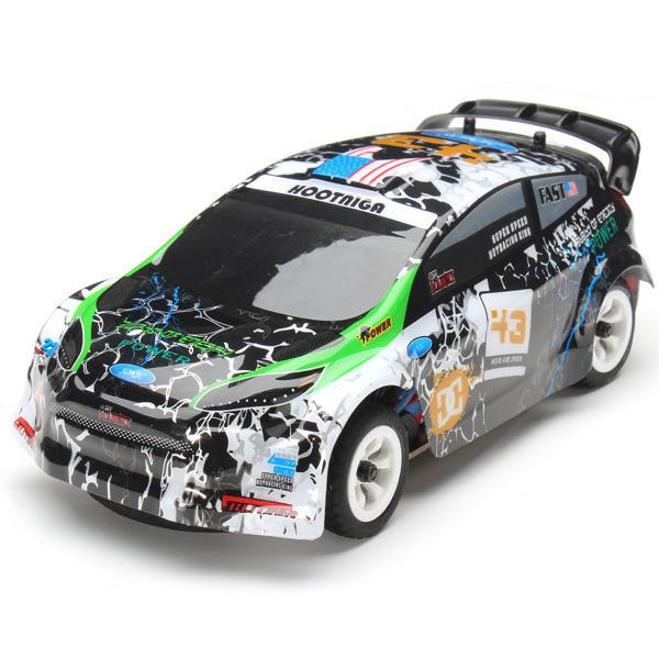 RC Rally Coche Cepillado Wltoys K989 1/28 de 2.4G 4WD RTR