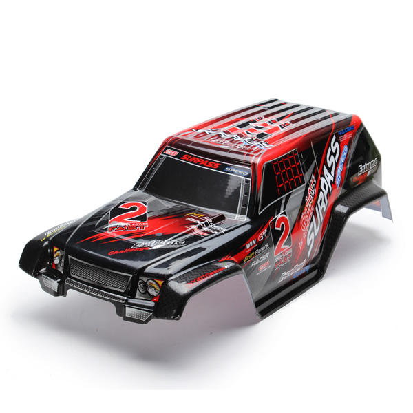 FY-CK02 SUV Body Shell For FY-02 1//12 RC Cars Parts Toy Hobbies