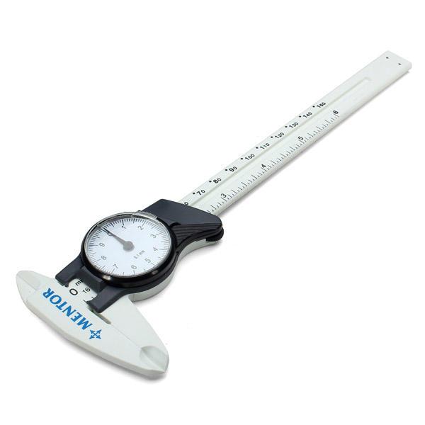 0-150mm Vernier Caliper Gauge Measuring Tool with Dial Millimeter Thickness Meter
