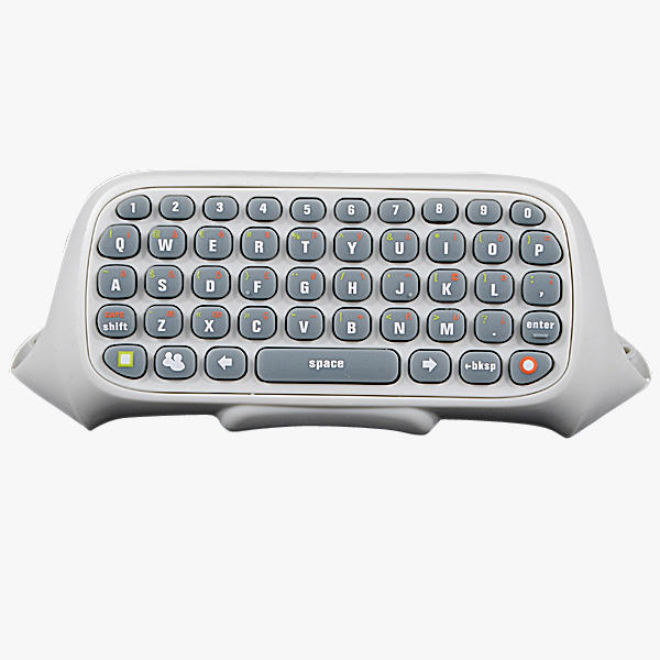 Wireless Controller Messenger Keyboard Chatpad Keypad For Xbox 360