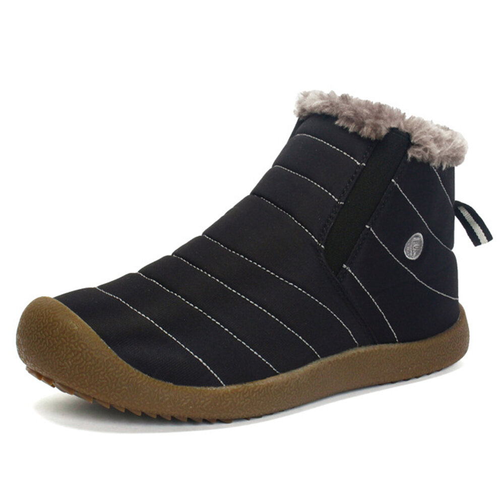 Waterproof Outdoor Hiking Ankle Boots - 2
