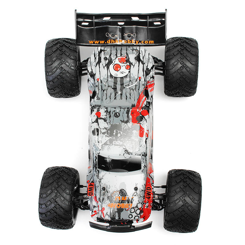 XLF X03 1/10 2.4G 4WD 60km/h Brushless RC Car Model Electric Off-Road RTR Vehicles - 6