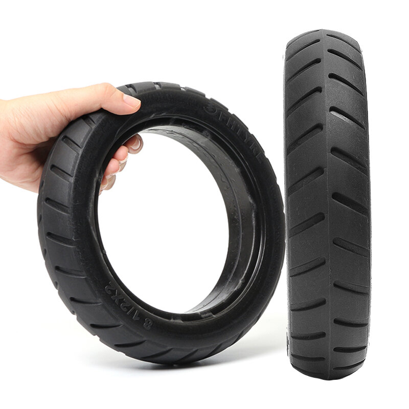 Banggood Scooter Tire Vacuum Solid Tyre for Xiaomi Mijia M365 Electric Scooter