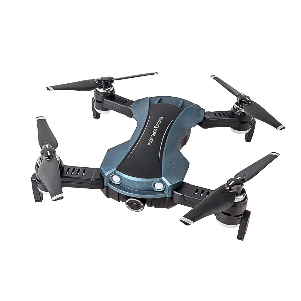 JDRC JD-65G WiFi FPV Foldable Drone With 1080P Camera Optical Flow Positioning RC Quadcopter