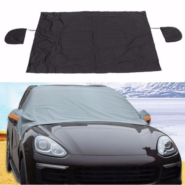 Car Shield Prices >> Car Front Wind Shield Mirror Cover Rain Snow Ice Resistant Protector