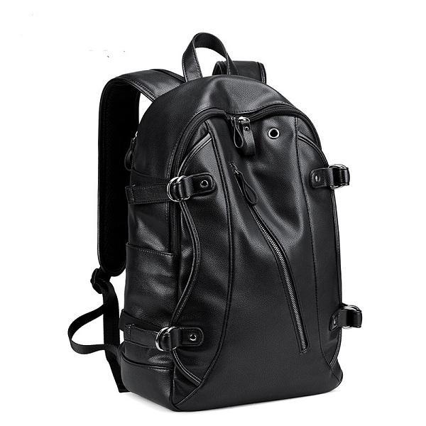 Мужские повседневные рюкзаки Большая емкость Путешествия Сумка Daypack USB Зарядный рюкзак