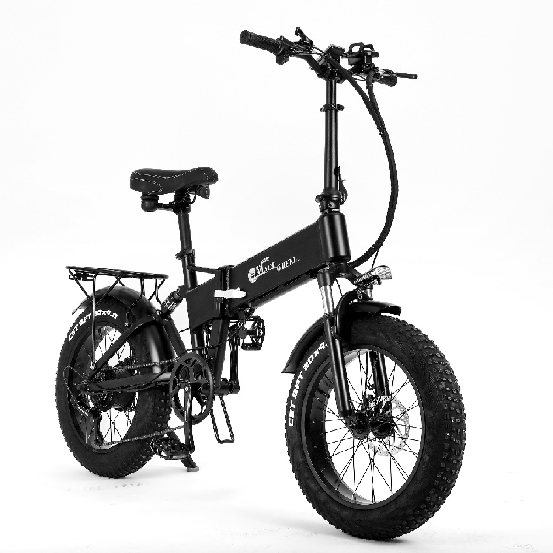 Rower elektryczny CMACEWHEEL RX20 z EU za $1199.99 / ~4467zł