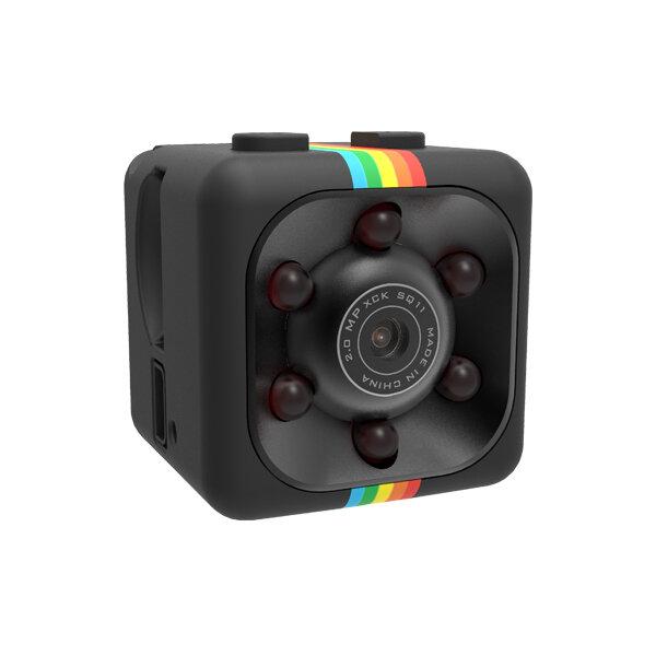 SQ111080PMiniNachtzichtDVAuto Videorecorder Vlog Sport Camera Ondersteuning TV Out Monitor - 2