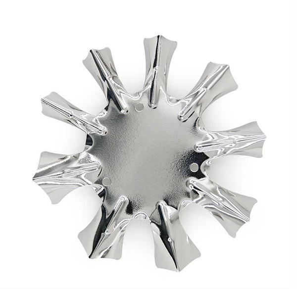 फ्रेंच नाखून कला टेम्पलेट मॉडल स्टेनलेस स्टील पुन: प्रयोज्य मैनीक्योर उपकरण
