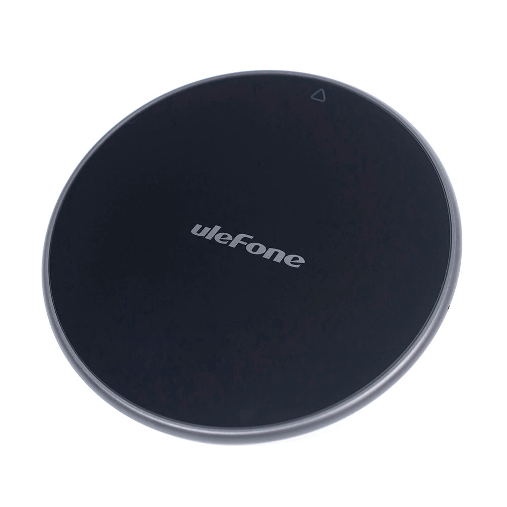 Ulefone UF002 10W 9V Fast Charging Qi Wireless Desktop Charger Pad For Smartphone