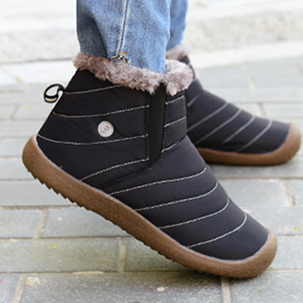 Waterproof Outdoor Hiking Ankle Boots - 11