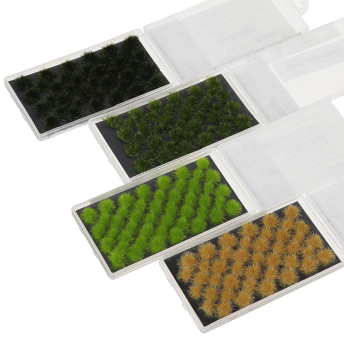 Decorazioni per tappeti accessori fai da te sintetici artificiali in polvere modello erba sintetica - 1