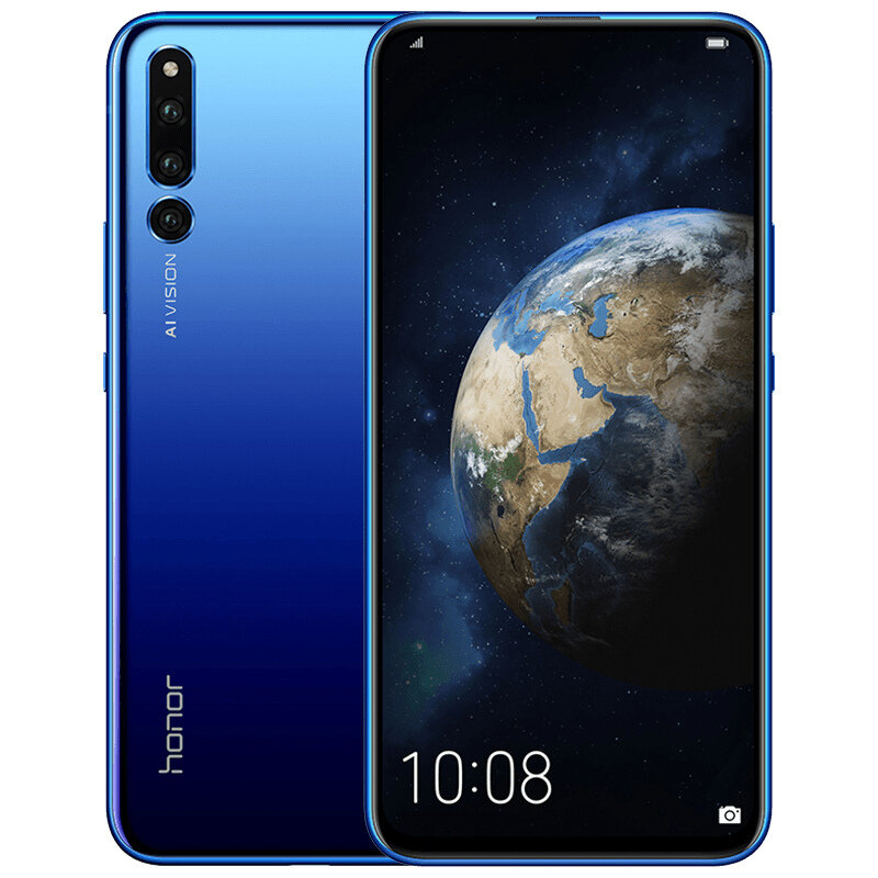 Huawei Honor Magic 2 Triple Rear Camera 6.39 inch 6GB 128GB Kirin 980 Octa core 4G Smartphone Smartphones from Mobile Phones & Accessories on banggood.com