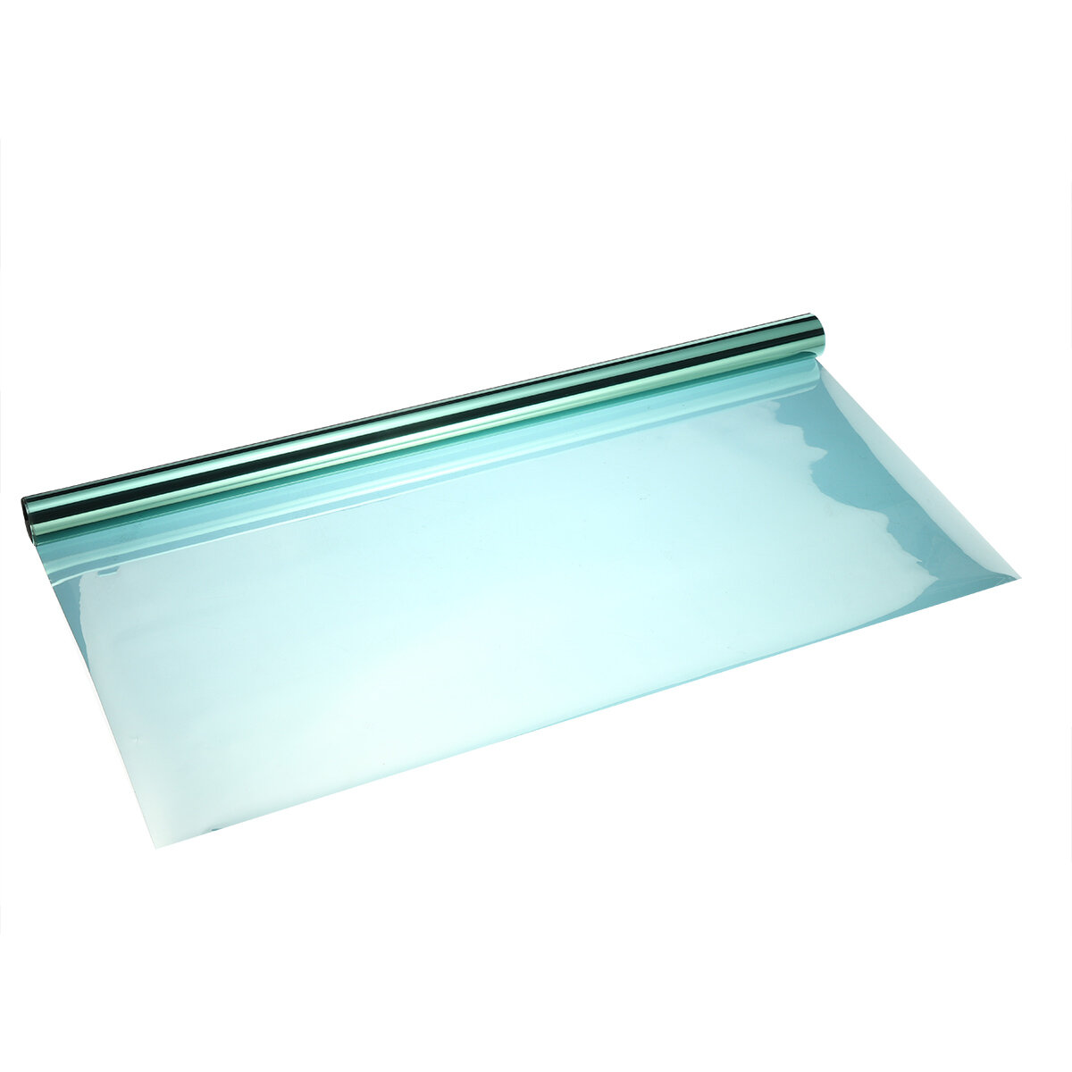 100x50cm Mirror Reflective One Way Privacy Window Film Sticky Back Glass Tint Sale Banggood Com
