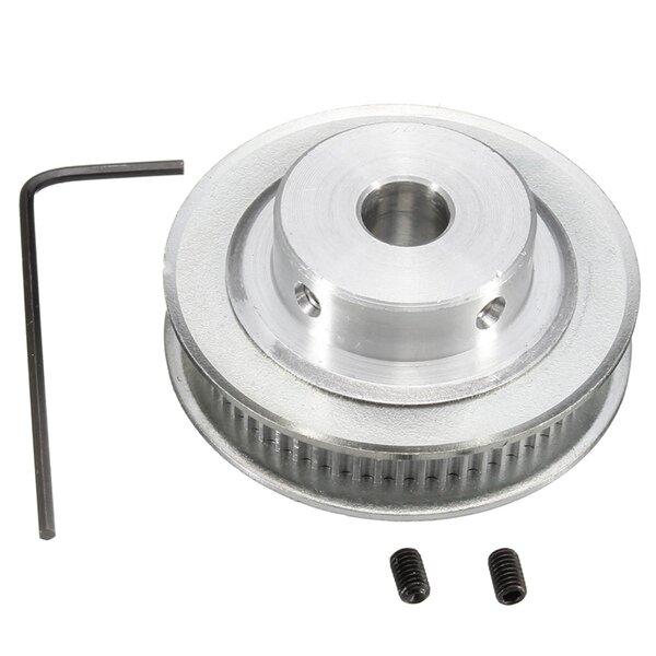 GT2 Timing Belt Pulleys 60 Tooth 60T 8mm Bore For RepRap Prusa Mendel 3D Printer