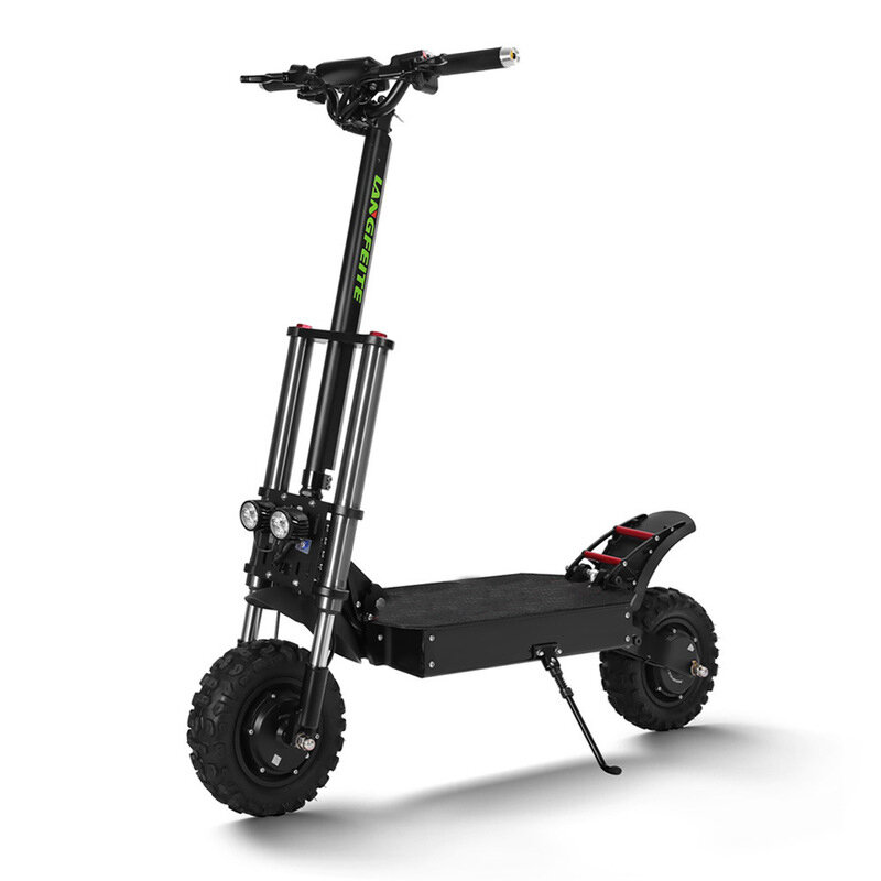 Ninebot MAX G30 15.3Ah 36V 350W Electric Scooter Fixed Speed 30km/h Top Speed 65km Mileage Range Quick Folding Three Riding Mode Max Load 100kg - 1