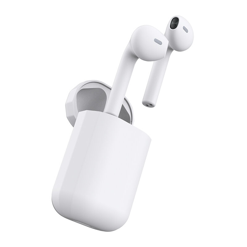 Bakeey I12 TWS Earphone Wireless bluetooth Headset HIFI Stereo Smart Touch Portable Half-In-Ear Sports Earbuds with Mic