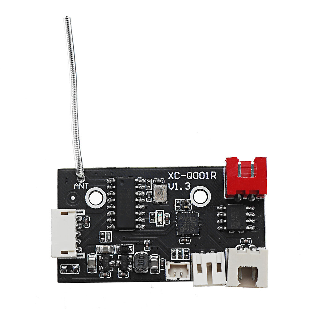 SINOHOBBY TR Q2 DIYQ1 1/28 RC Car Spare Receiver Board Integrated Vehicles Model Parts
