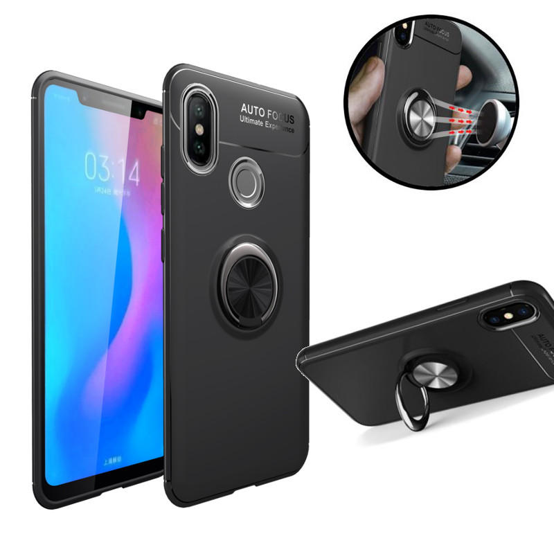 Bakeey™ Transparent Acrylic Mirror Shockproof Back Cover Protective Case for Xiaomi Mi 6X Mi6X Mi A2 - 1