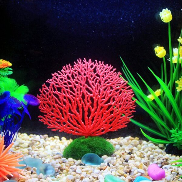 C Landscape Fish Tank Ornaments