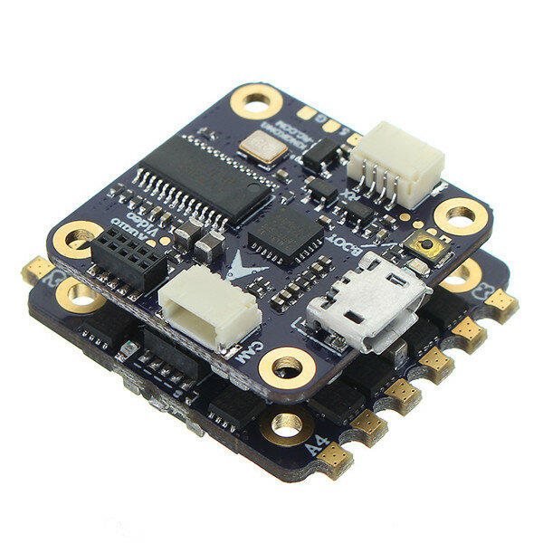 LDARC/Kingkong 20x20mm KK20 Flytower 20A BL_S ESC & Omnibus F4 Flight Controller w/ OSD for 200GT Racing Drone