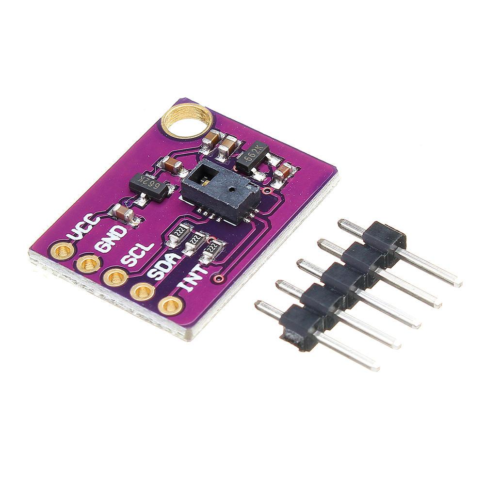 PAJ7620U2 Various Gesture Recognition Sensor Module For Arduino Built-in 9 Gesture IIC Intelligent Recognition Controller