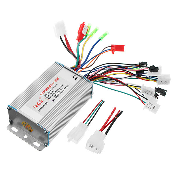 36v/48v 350w brushless motor controller e-bike scooter eabs with/without  hall sensor cod