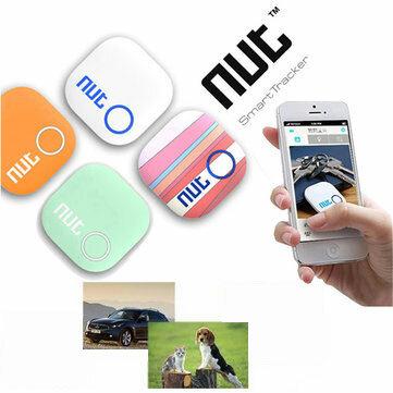 Mini Etiqueta de Alarma de Parche inteligente Bluetooth Nut 2 Localizaodr Anti Perdido Buscador de Llave para iPhone Android etc