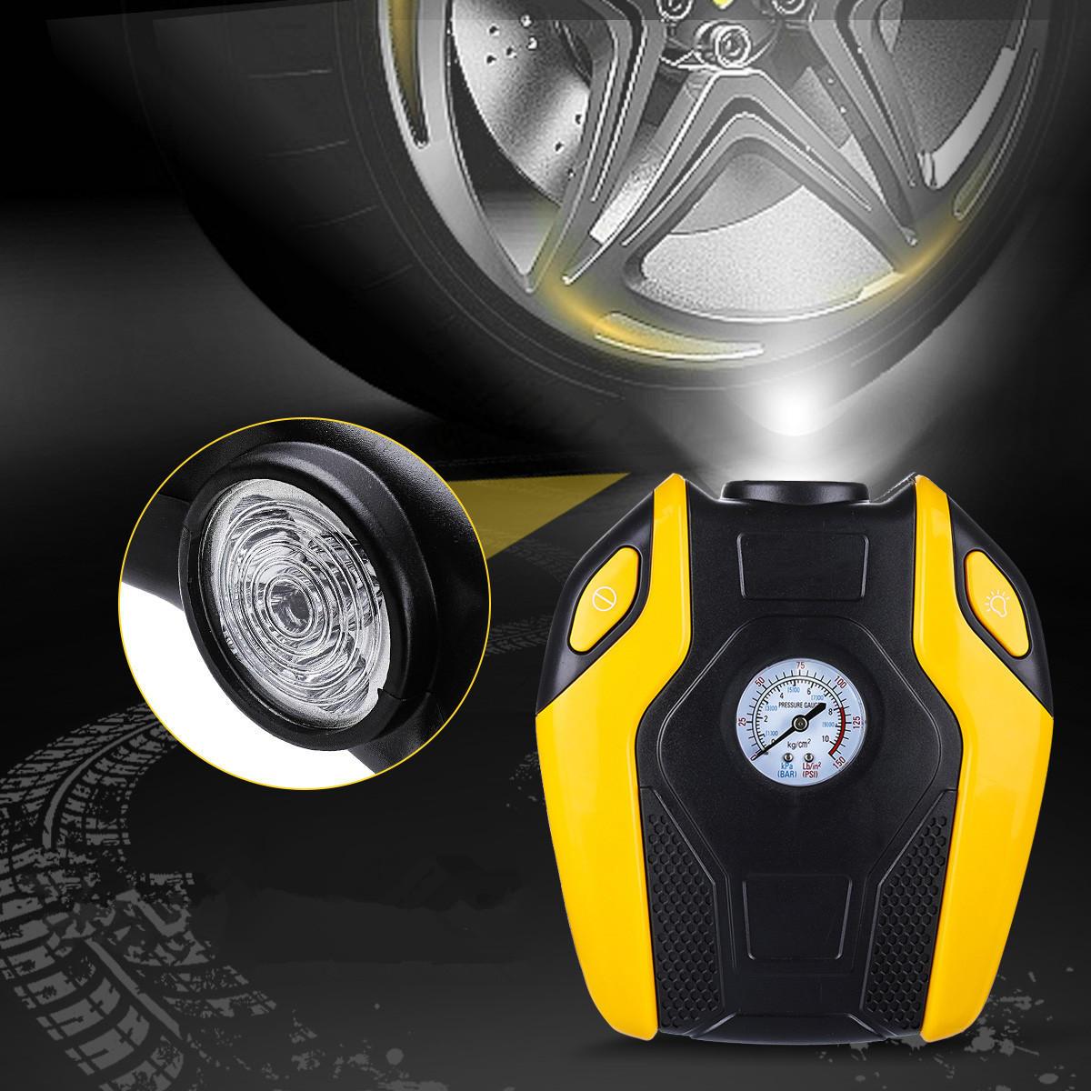Wireless Car TPMS Tire Tyre Pressure Monitor System + 4 Sensor Cigarette Lighter - 3