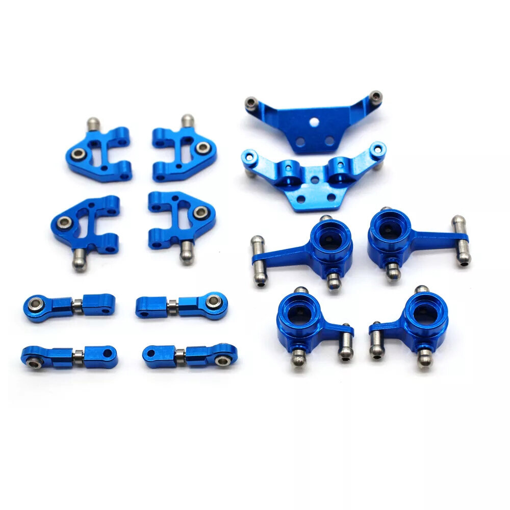 URUAV Metal Full Set Upgrade For 1/28 Wltoys P929 P939 K979 K989 K999 k969 RC Car Parts