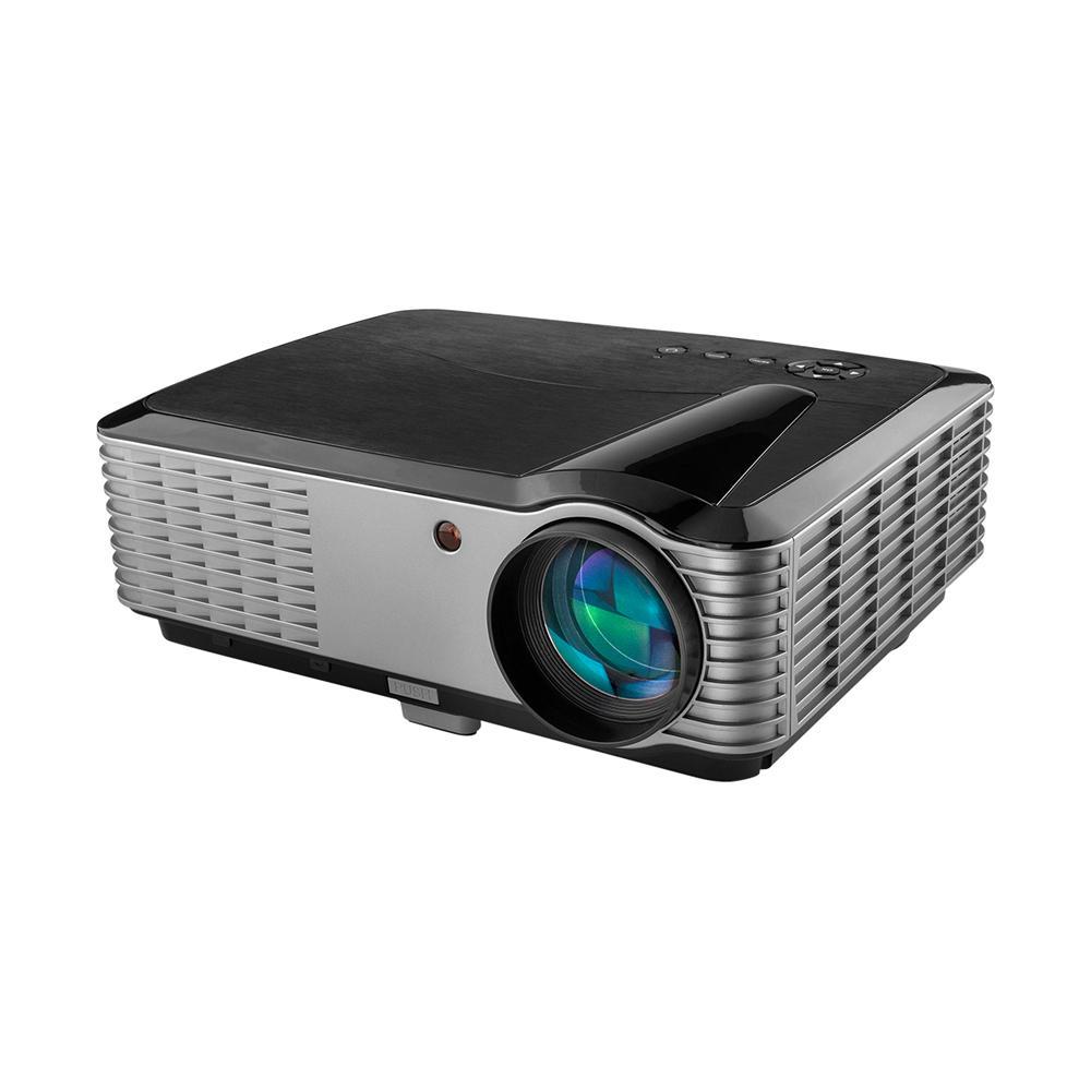 RigalRD-819VideoПроектор4000Lumen Full HD Разрешение 1920 * 1200 Для домашних развлечений Кинотеатр Офис Домашний к фото
