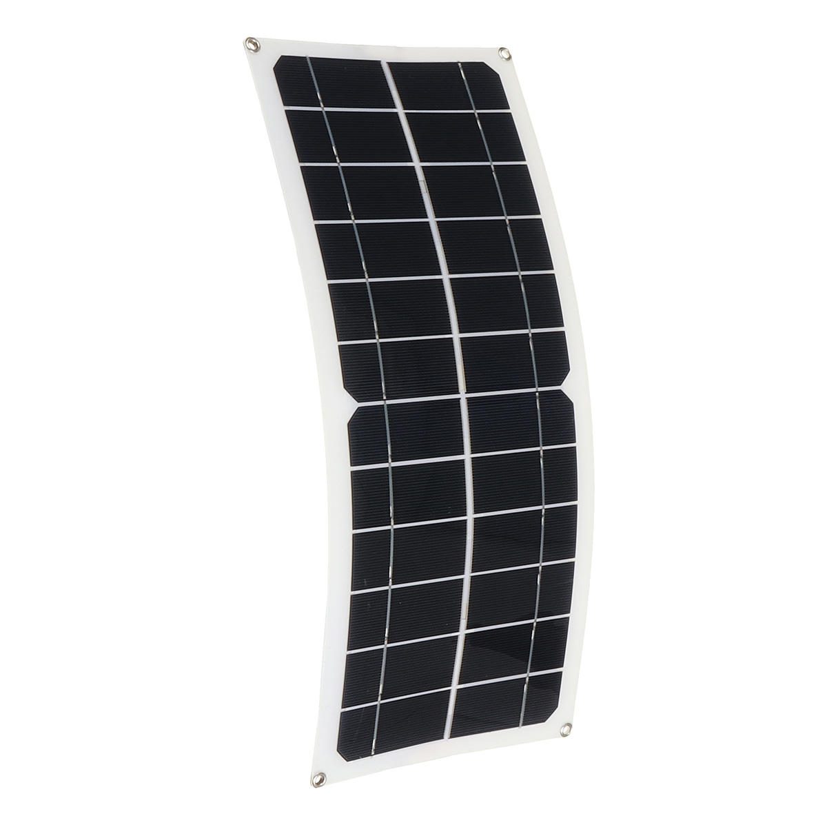 Efficient Solar Powered System 40W Dual USB Ports Solar Panel & 2000W Power Inverter & 10A Controller - 2