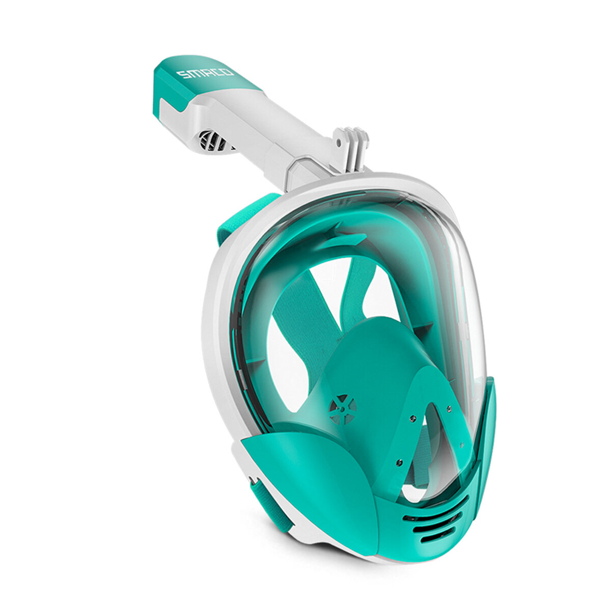 Anti Fog Leak Full Face Snorkeling Mask Swimming with Breathing Tube Dive Scuba Goggles Adult Kid - 2