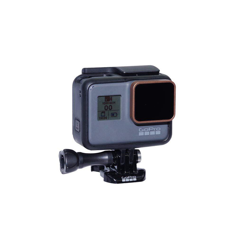JUNSTAR JSR GP5 Schnalle PG MRC ND4 / ND8 / ND16 Objektiv ND Filter Für Gopro 5 Gopro 6 Action Kamera - 5