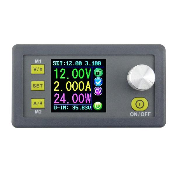 RIDEN® DPS3003 32V 3A Buck Adjustable DC Constant Voltage Power Supply Module Integrated Voltmeter Ammeter With Color Display
