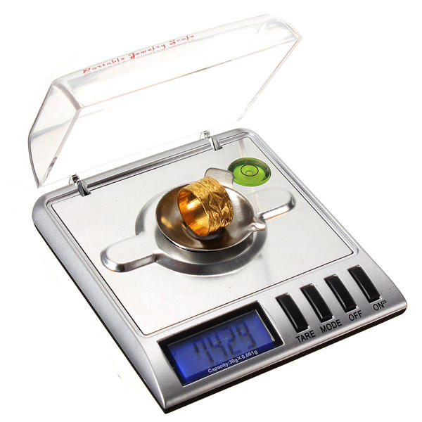 5000g/1g Electronic Weighing Scale Kitchen Jewelry Food Diet Scale - 1