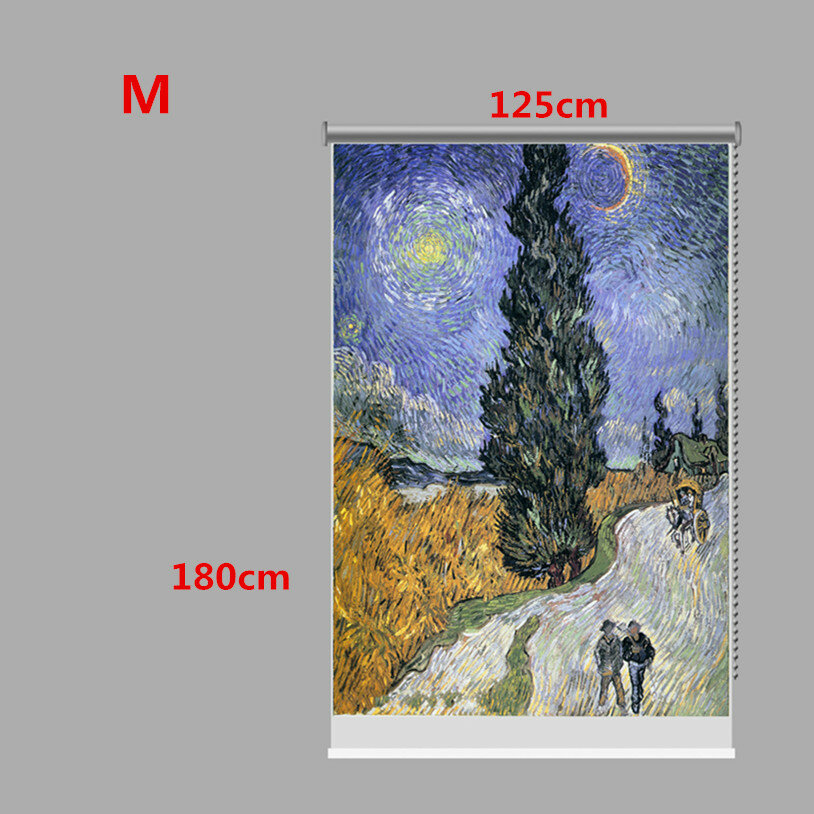 Hand Painted Oil Paintings People Comtemporary Simple Modern Stretched Canvas Wall Art For Home Decoration - 3