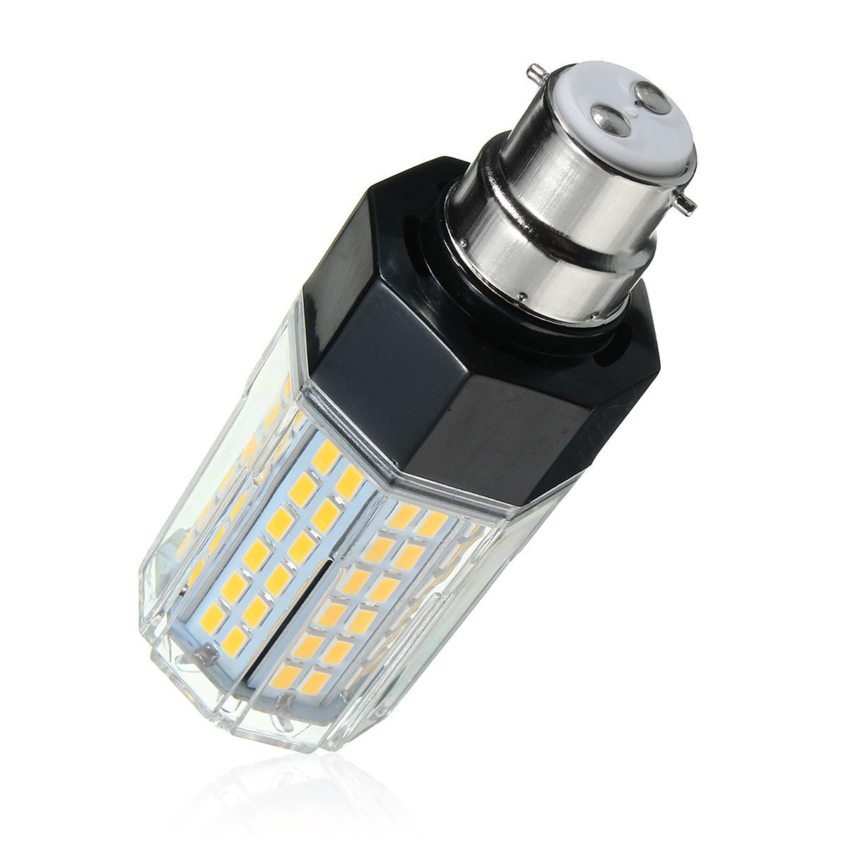 E27/E14/E12/B22/G9/GU10 LED Bulb 4W SMD 4014 56 400LM Pure White/Warm White Corn Light Lamp AC 220V - 2