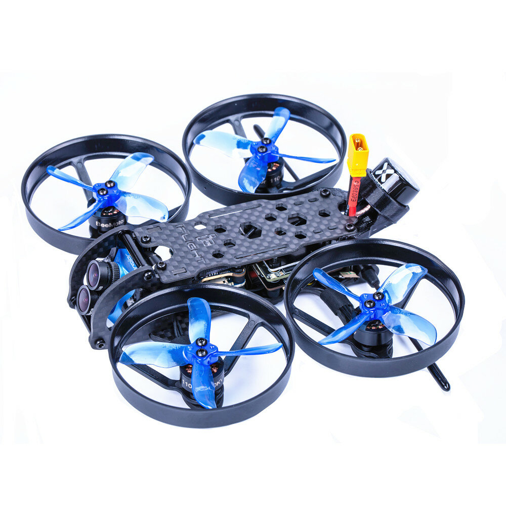 iFlight Cinebee 4K 107mm F4 OSD 2-3S Whoop FPV Racing Drone PNP BNF w/ Caddx.us Tarsier Dual Lens Camera