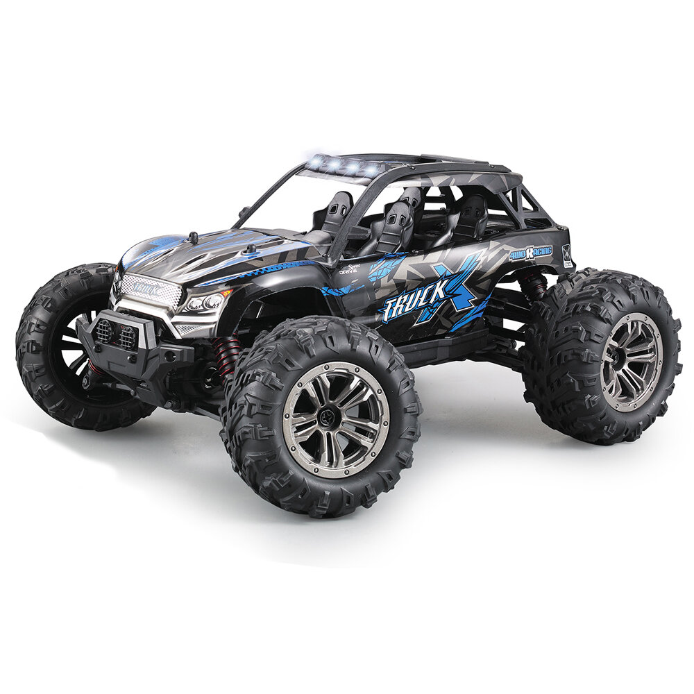 Wltoys A979 1/18 2.4GHz 4WD Monster Truck RC Car - 1