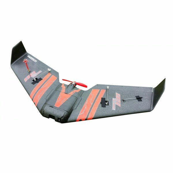 Upgraded Reptile S800 SKY SHADOW 820mm FPV EPP Flying Wing Racer PNP With FPV System