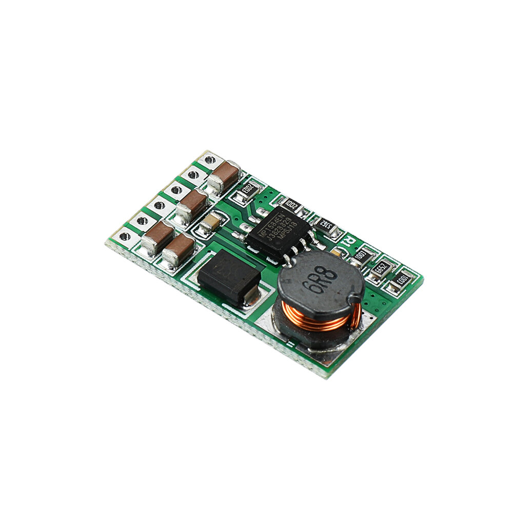 20pcs DC 12V Step Up Boost Converter Voltage Regulate Power Supply Module Board with Enable ON/OFF - 2