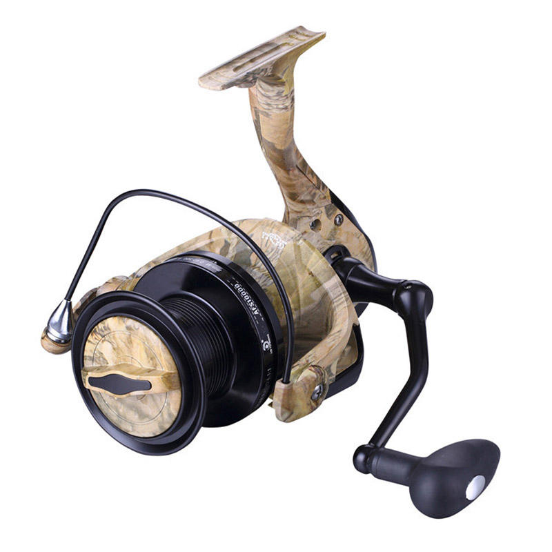 SeaKnight RAPID 2000-6000H Spinning Reels 6.2:1/4.7:1 10+1BB Anti-Corrosion Fishing Wheel Saltwater Fishing Reel - 3