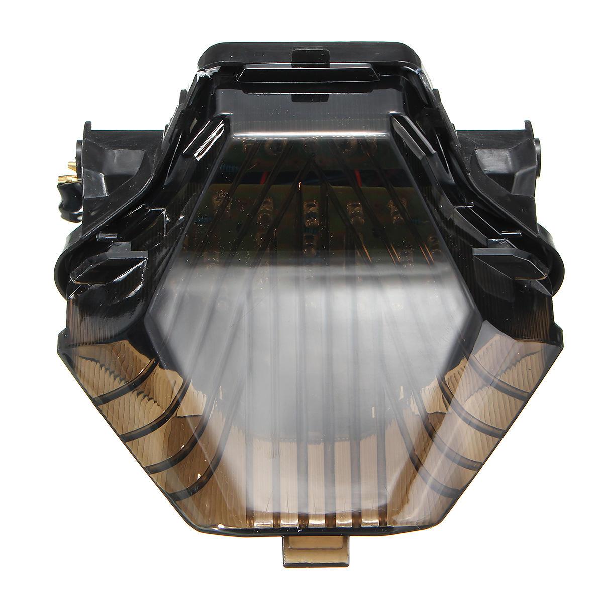 CNSUNNYLIGHT Car/Motorcycle LED Decoration Lights Emergency Signal Wings Lamp Projector Fog Warning - 3
